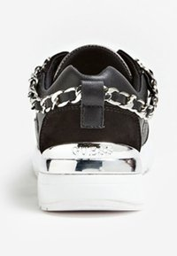Guess - BASKET MIAN CHAINE - Sneaker low - black - 3