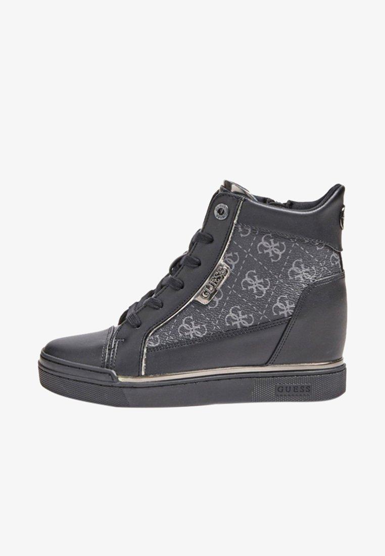 Guess - FABIA - Sneakers alte - black