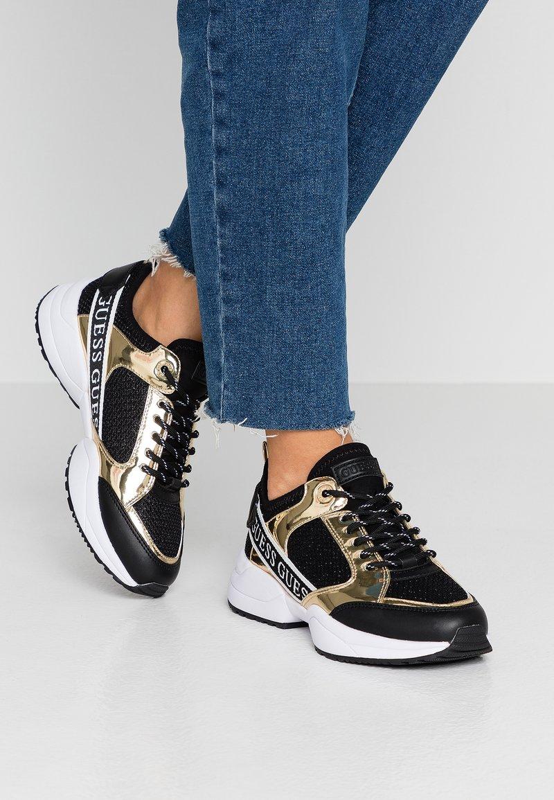 Guess - BREETA - Sneakers laag - gold