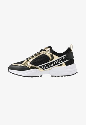 BREETA - Sneakers laag - gold