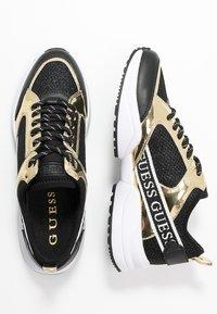 Guess - BREETA - Sneakers laag - gold - 3
