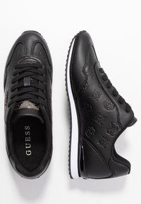 Guess - CHARLIN - Sneakersy niskie - black - 3