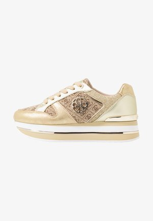 DEALY - Sneaker low - beige