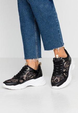 FLAUS - Sneakers basse - black