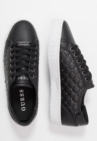 Guess - GLADISS - Sneakers basse - black - 3