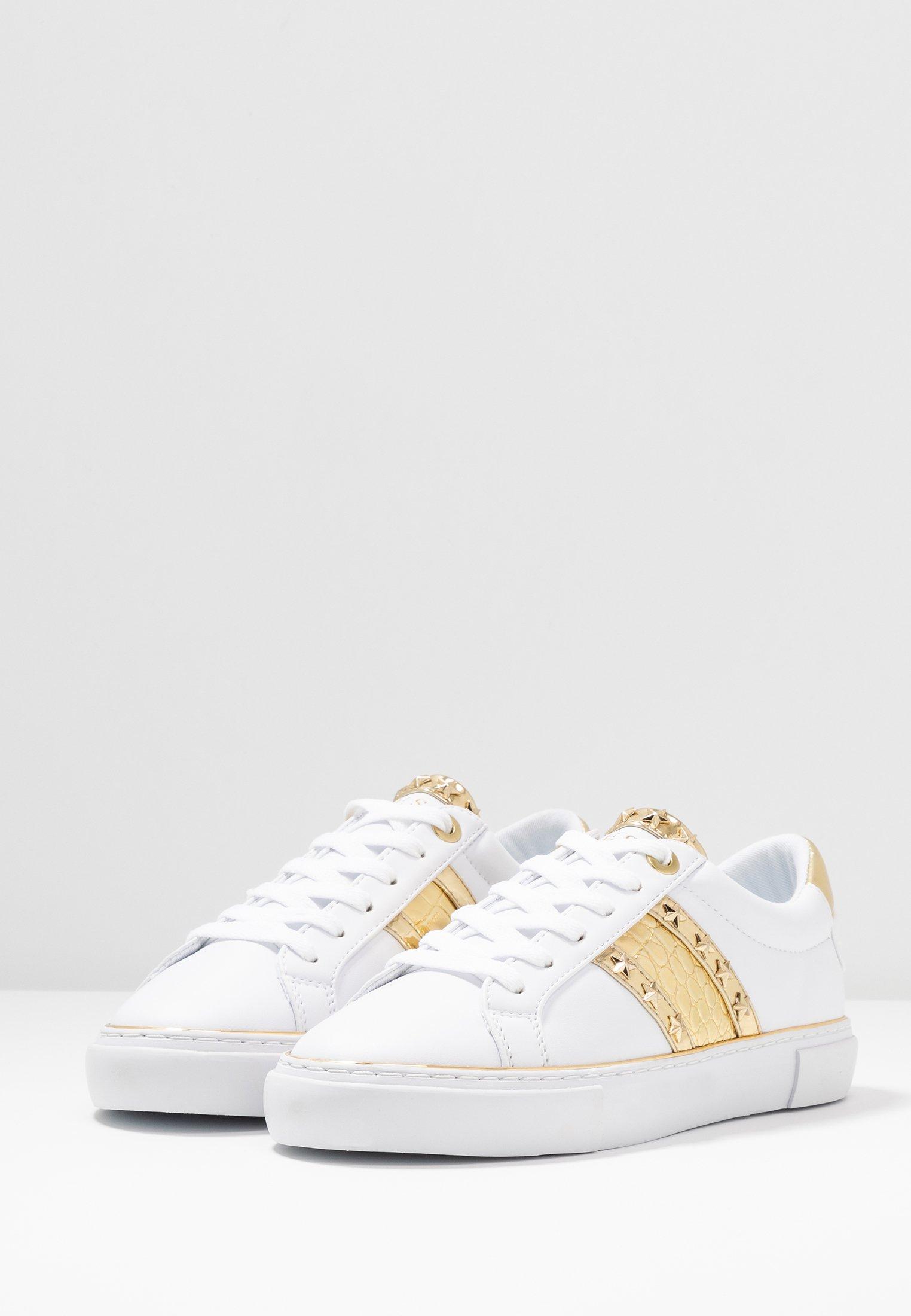 GRAYZIN Sneakers laag whitegold
