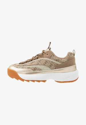 KAYSIE - Sneaker low - beige/brown