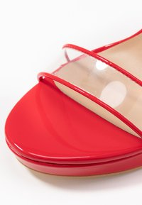 Guess - OMERA - High Heel Sandalette - red - 2