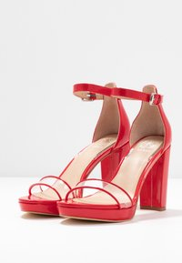 Guess - OMERA - High Heel Sandalette - red - 4