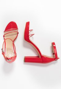 Guess - OMERA - High Heel Sandalette - red - 3