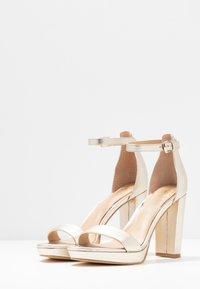 Guess - OMERE - High heeled sandals - platin - 4