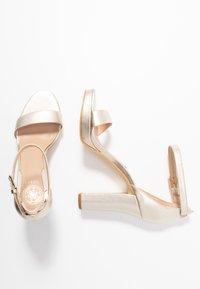 Guess - OMERE - High heeled sandals - platin - 3