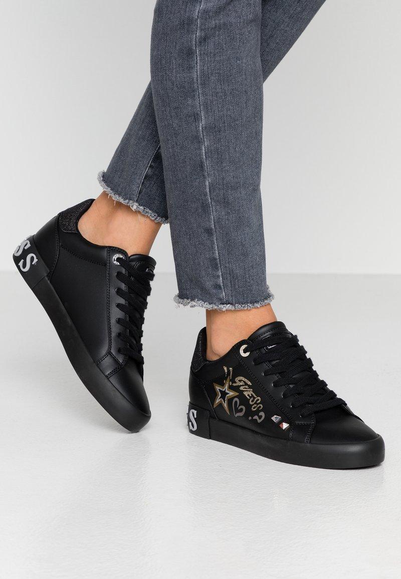 Guess - PRYDE - Sneakers basse - black