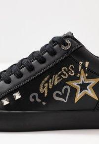 Guess - PRYDE - Sneakers basse - black - 2