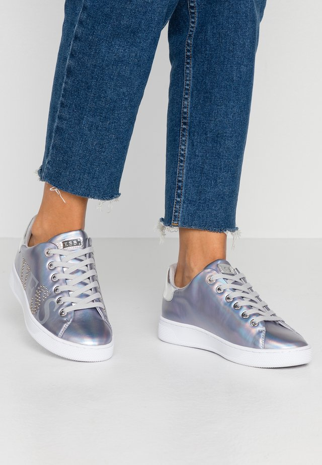 RIDERR - Sneakers laag - silver