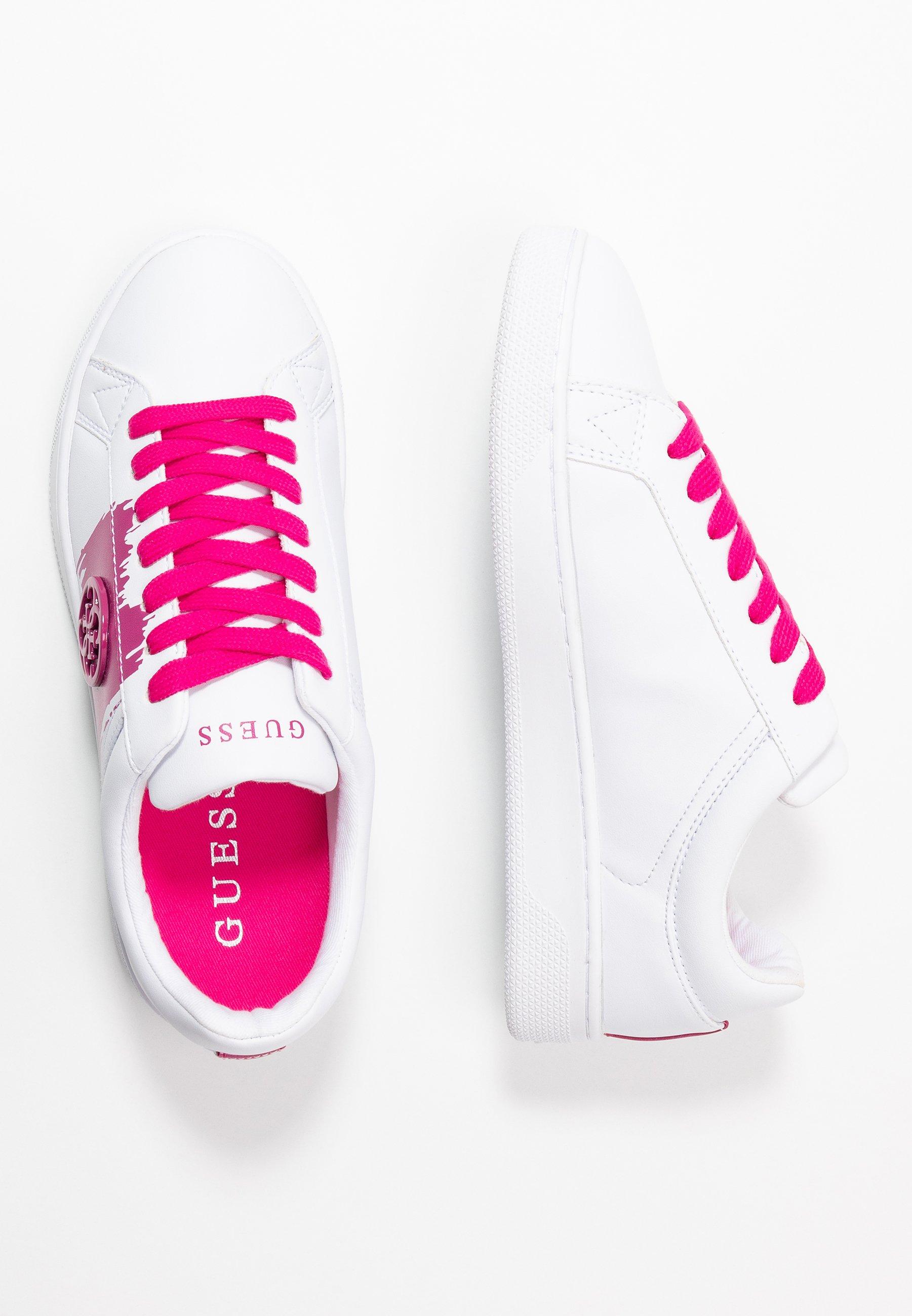 Guess Reima - Sneakers White/fuxia