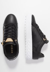 Guess - FIGGI - Sneakers laag - black