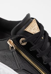 Guess - FIGGI - Sneakers laag - black - 2