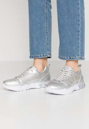 TANDEY - Sneakers - argent