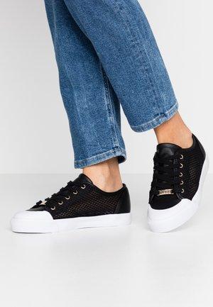 GITNEY - Sneakers basse - black