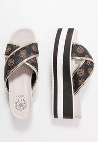 Guess - REMINA - Pantofle na podpatku - multicolor - 3