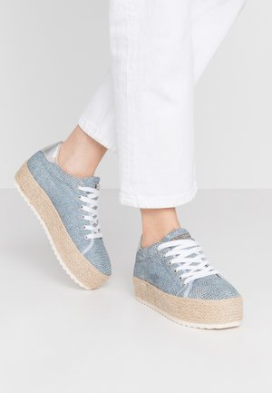 MARILYN - Loafers - blue
