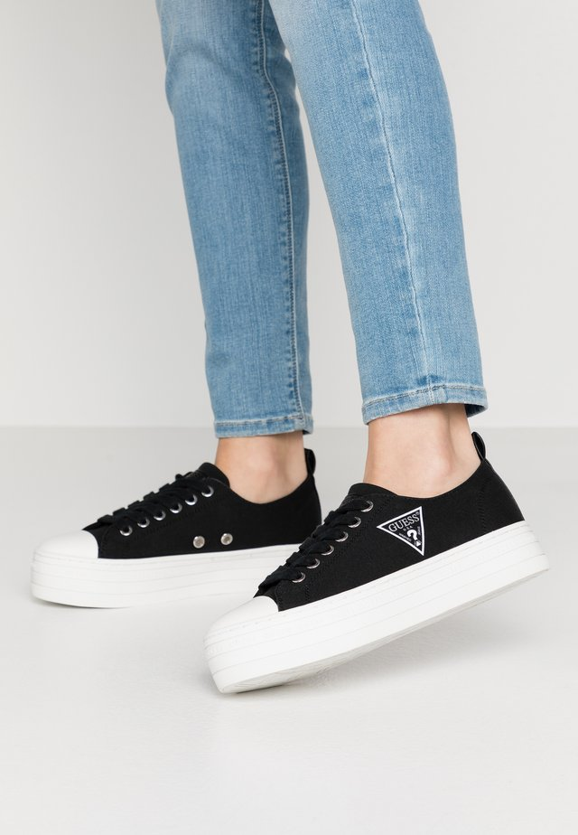 BRIGS - Sneakers basse - black