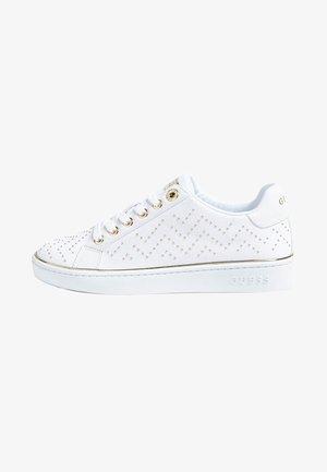 BIKRAM MIKRO-NIETEN - Sneakers laag - white