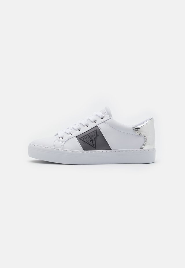GALLIE - Sneakers laag - white/silver