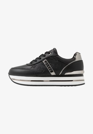 DAFNE - Sneakers basse - black