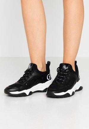 FRANKEY - Sneakersy niskie - black