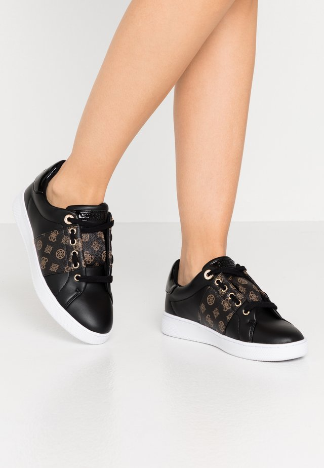 REJEENA - Sneakers - black