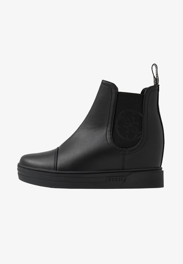 FRENZE - Ankelboots - black