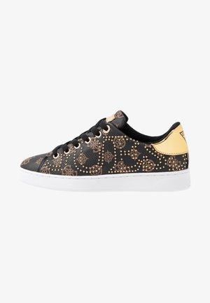 RAZZ - Sneakers - brown/ocra