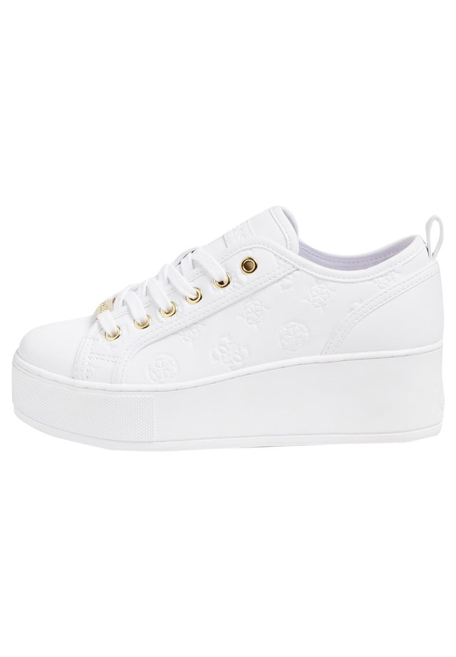 A$AP ROCKY - Sneakers laag - white