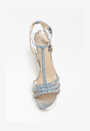 MAISA SANDALEN DENIM - Sandals - blue