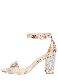 Guess - GUESS SANDALETTE MELISA - High heeled sandals - gemustert multicolor - 0