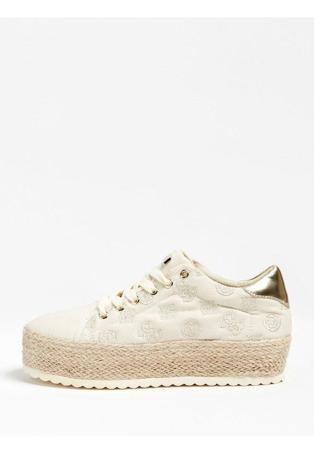 MARILYN - Sneaker low - weiß