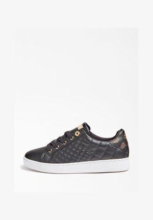BASKETS REACE SURPIQUÉES - Sneakersy niskie - noir multi