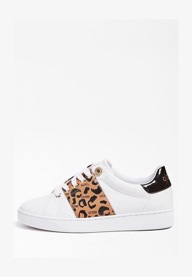REJEENA EINSATZ ANIMALPRINT - Sneakers basse - animalier