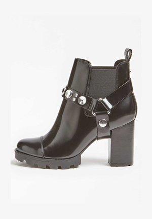 Stivali con i tacchi - schwarz
