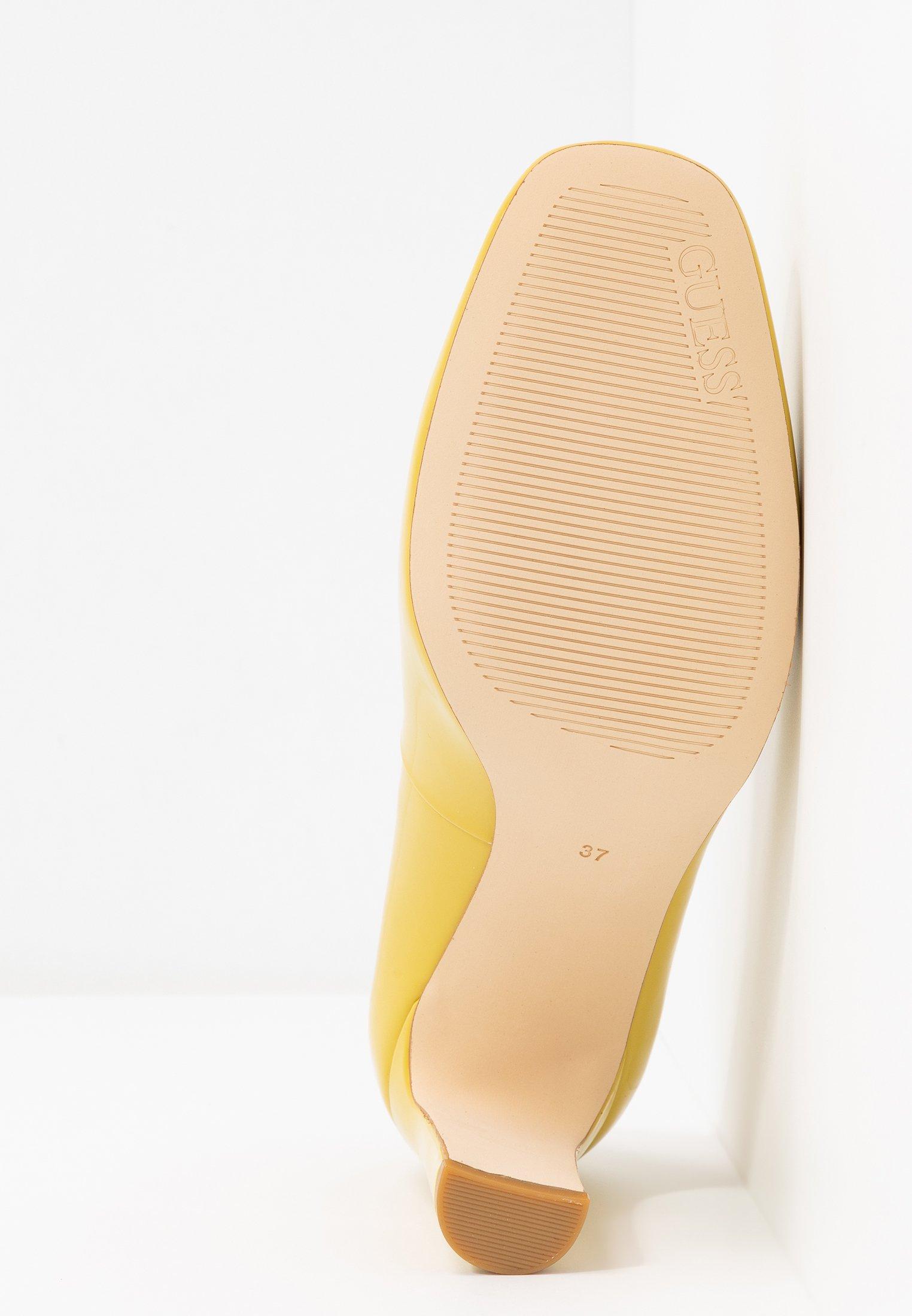 Guess BLENDA - Klassiska pumps - yellow