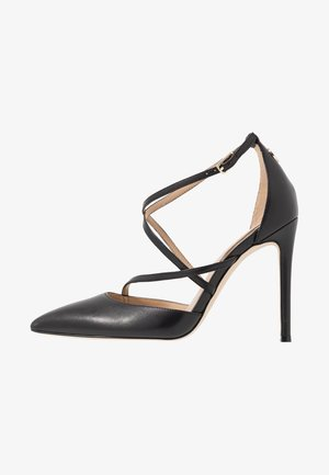 CLAUDIE - High heels - black