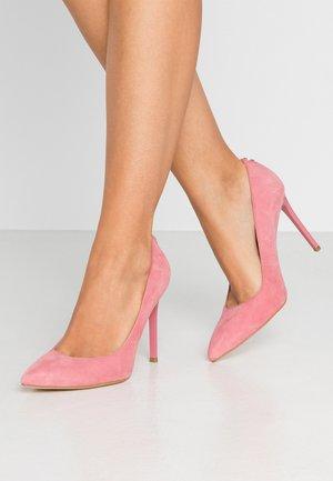 CREW - Høye hæler - pink