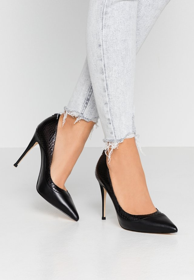 OMARA - High heels - black
