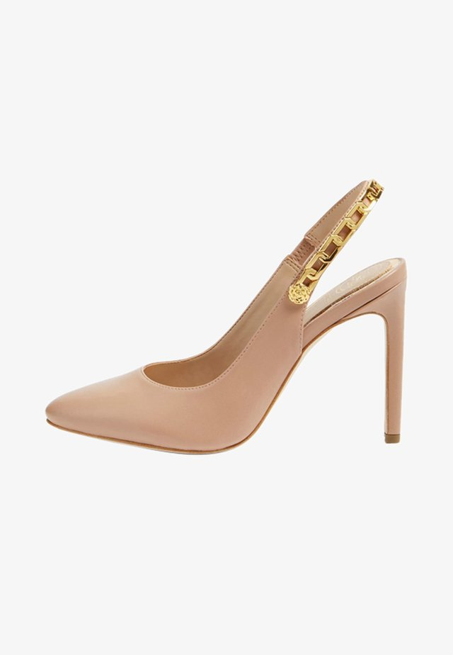 TEDDI - High heels - beige