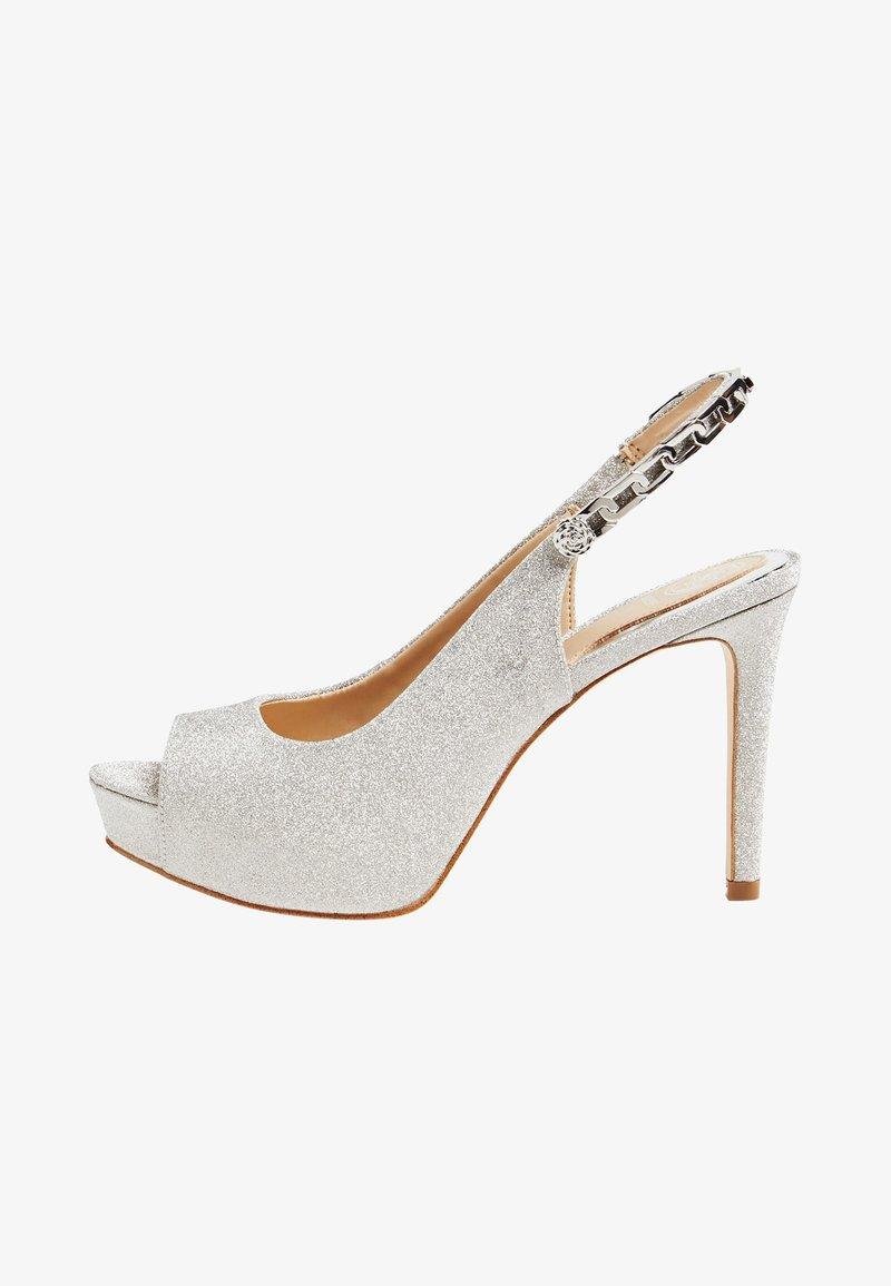 Guess - EDYN - High heeled sandals - silver