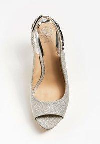 Guess - EDYN - High heeled sandals - silver - 1