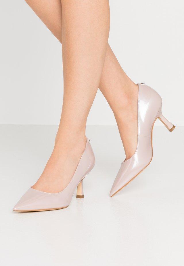 GALYAN - Klassieke pumps - blush