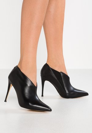 ONDREA - High heeled ankle boots - black